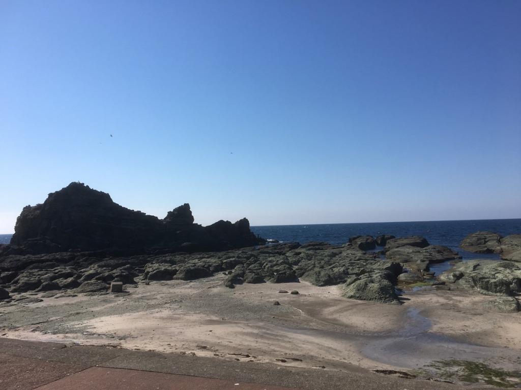 青森_千畳敷海岸3