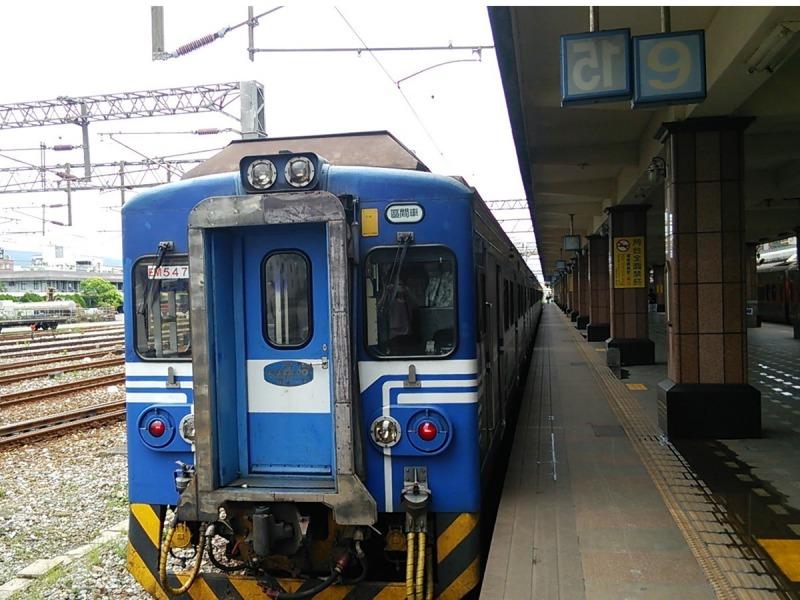 台湾_鉄道_列車