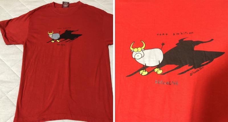 スペイン_闘牛_Tシャツ