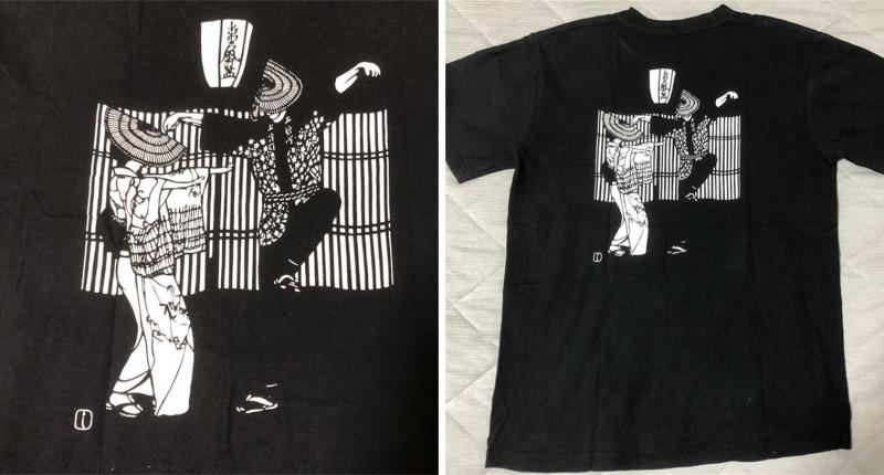 富山_おわら風の盆_Tシャツ