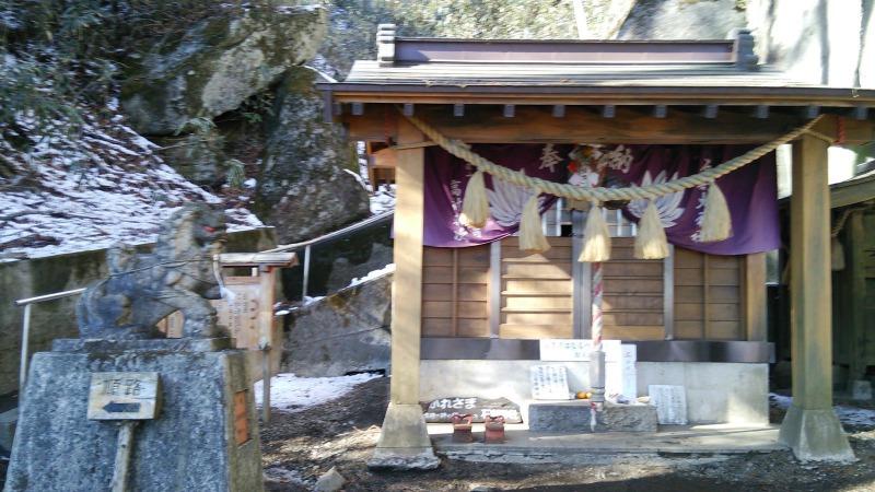 山梨_石割神社