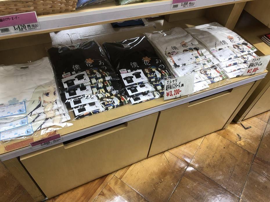 埼玉_あの花_Tシャツ1
